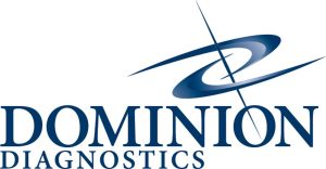 logo for dominion diagnostics