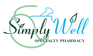 Simply Well Pharmacy logo