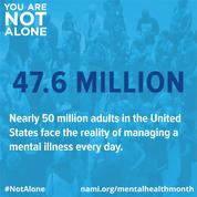 mental illness statistics graphic