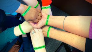 Mental Health Wrist Band Challenge
