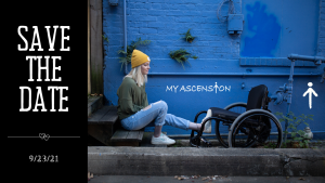 My Ascension - Save the Date