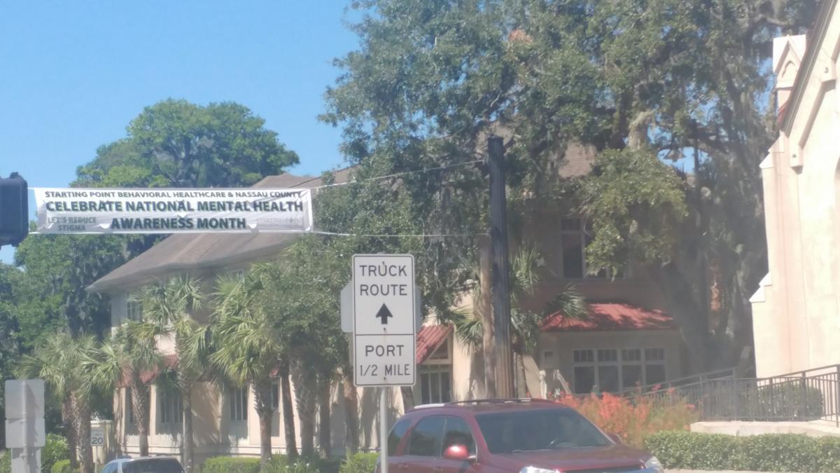 mental health month banner