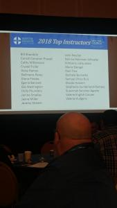 MHFA summit top instructors