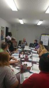 August mhfa class