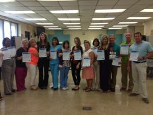 Nassau County Health Dept